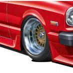 アオシマ 1/ 24 ザ・チューンドパーツ No.41 フォーカスレーシング 14インチ(53744)プラモデル 返品種別B