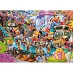 テンヨー ディズニー ミッキーのトイファクトリー 108ピースジグソーパズル 返品種別B