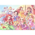 テンヨー ファンタスティカルアートコレクション ピュアリー ディズニー プリンセス 500ピースジグソーパズル 返品種別B