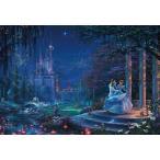 テンヨー トーマス・キンケード キャンバススタイル Cinderella Dancing in the Starlight 1000ピースジグソーパズル 返品種別B