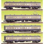 グリーンマックス (再生産)(N) 413 JR111(115)系 初期型 4両編成セット (未塗装組立キット) 返品種別B