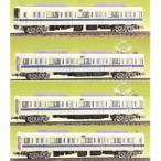 グリーンマックス (N) 421 小田急9000(8000)形 4両編成セット(未塗装組立キット) 返品種別B