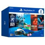 ソニー・インタラクティブエンタテインメント PlayStation VR MEGA PACK 返品種別B