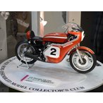 タミヤ 1/ 6 Honda CB750 レーシング(セミアッセンブル)(23210)コレクターズクラブスペシャル 返品種別B