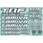 タミヤ TRFステッカーC(42164)ラジコンパーツ 返品種別B
