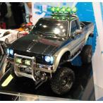 タミヤ 1/ 10 電動RC組立キット トヨタ ハイラックス ハイリフト(58397)ラジコン 返品種別B