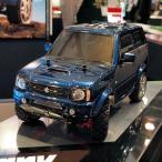 1/10 電動RCカー組立キット New Mサイズ 4WDシャーシ ボディ スズキ ジムニー タミヤ T 58614 ボディ
