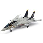タミヤ 1/ 48 グラマン F-14A トムキャット(61114)プラモデル 返品種別B