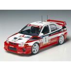 タミヤ 1/ 24スポーツカーシリーズ 三菱 ランサー エボリューション V WRC 24203プラモデル 返品種別B