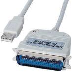 サンワサプライ USBプリンタコンバータケーブル(3m) USB-CVPR3 返品種別A