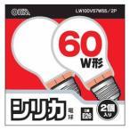 シリカ電球LW100V57W55 2P LW100V57W55 2P