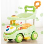 アガツマ Baby cle 3step よくばりビジーカー 返品種別B