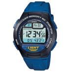 カシオ SPORTS GEARデジタル時計 W-734J-2AJF 返品種別A