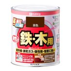 カンペハピオ 油性ウレタンガード 1.6L(茶色) Kanpe Hapio 00037640041016 返品種別B