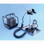 GSIクレオス Mr.リニアコンプレッサーL5/ プラチナ/ レギュレーターセット(PS305)エアブラシ用セット 返品種別B