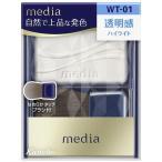 メディア ブライトアップチークS WT-01 カネボウ 返品種別A