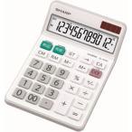 シャープ 卓上電卓 12桁 EL-N432X 返品種別A