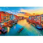 ビバリー 海外風景 夕陽に染まるヴェネツィア 1000ピースジグソーパズル 返品種別B