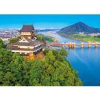 ビバリー 日本風景 国宝 犬山城(愛知) 600ピースジグソーパズル 返品種別B