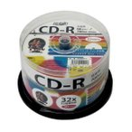 HIDISC ������CD-R80ʬ 50��ѥå� HDCR80GMP50 ���'���A