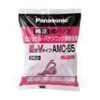 パナソニック クリーナー用 純正紙パック(5枚入) Panasonic M型Vタイプ AMC-S5 返品種別A