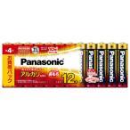 パナソニック 単4形アルカリ乾電池 12本パック LR03XJ 12SW