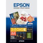 エプソン スーパーファイン紙(A4/ 250枚) KA4250SFR 返品種別A