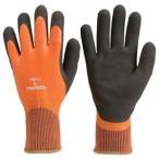トラスコ中山 防寒天然ゴム手袋 LLサイズ TWBG-LL 返品種別B