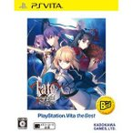 角川ゲームス (PS Vita)Fate/ stay night[Realta Nua]PlayStation Vita the Best B VLJM-65003