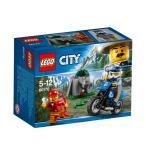 レゴジャパン レゴ(R)シティ 山のポリスバイク(60170) 返品種別B