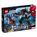 レゴ スーパーヒーローズ スパイダーマン vs.ヴェノム 76115 レゴジャパン