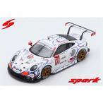 1/43 Porsche 911 RSR No.911 GT Team - Winner GTLM class Petit Le Mans 2018 スパーク