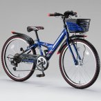 ブリヂストン エクスプレスジュニア 点灯虫 EX46T5 24インチ 外装6段変速付 2016年モデル 子供用自転車 子供用マウンテンバイク