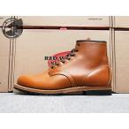 メンズ ブーツ レッドウィング ベックマン ラウンド ブーツ RED WING BECKMAN ROUND BOOTS