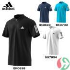 【テニス ウェア】アディダス(adidas) メンズクラブ ポロシャツ BVK58