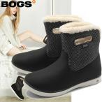 ショッピングスノーシューズ (スノー ブーツ レディース)BOGS ウインターシューズ ショートブーツ(SHORT BOOTS MULTI) 78410/BLACK-M(取寄)