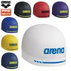 スイムキャップ アリーナ シリコン キャップ Fina承認 ARN-9400 arena 水泳帽