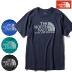 ノースフェイス メンズ Tシャツ UVケア ランニング ショートスリーブ GTDロゴクルー アウトドア NT12092