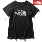 ノースフェイス レディース Tシャツ ショートスリーブ GTD ロゴクルー アウトドア NTW12092
