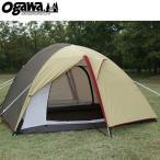 2〜3人用 ドームテント 小川キャンパル OGAWA CAMPAL ステイシーST-2 2616 キャンプ アウトドア