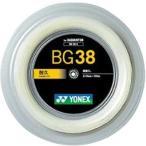 バドミントン ロールガット ヨネックス(YONEX) 200m BG38-2 取寄