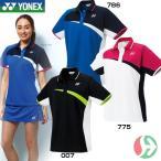 超特価 [テニス バドミントン レディス ウェア]ヨネックス(YONEX) ウィメンズ ポロシャツ 20376/Q117[取寄]
