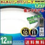 (在庫処分)シーリングライト LED 12畳 調色 CL12DL-FEII 照明器具 天井 アイリスオーヤマ