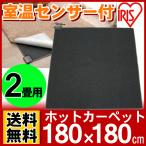 (在庫処分)\数量限定/ ホットカーペット 室温センサー付ホットカーペット 2畳用 SHC-2H efeel(エフィール)(アイリスオーヤマ)