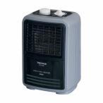 ショッピングファンヒーター ファンヒーター ミニファンヒーター(温調付) TSO-602 ホワイト TEKNOS