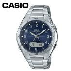 ショッピング電波時計 腕時計 電波腕時計 電波時計 ソーラー 時計 電波腕時計  WVA-M640D-2A2JF カシオ (D)
