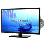 ショッピング液晶テレビ 液晶テレビ DVDプレーヤー内蔵 24V型 地上波デジタル フルハイビジョン液晶テレビ FT-A2420DB (D)