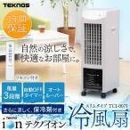冷風扇 TEKNOS イオン付リモコン冷風扇 TCI-007I TEKNOS (在庫処分)