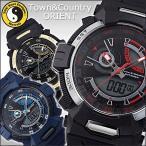 腕時計 メンズ スポーツウォッチ 防水 オリエント タウンアンドカントリー PLAY WS00111T WS00211T WS00611T