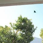 防鳥ネット 3×8m 鳥よけネット カラスよけ 鳩よけ ベランダ 害獣対策グッズ 送料無料 ポイント消化 SxP